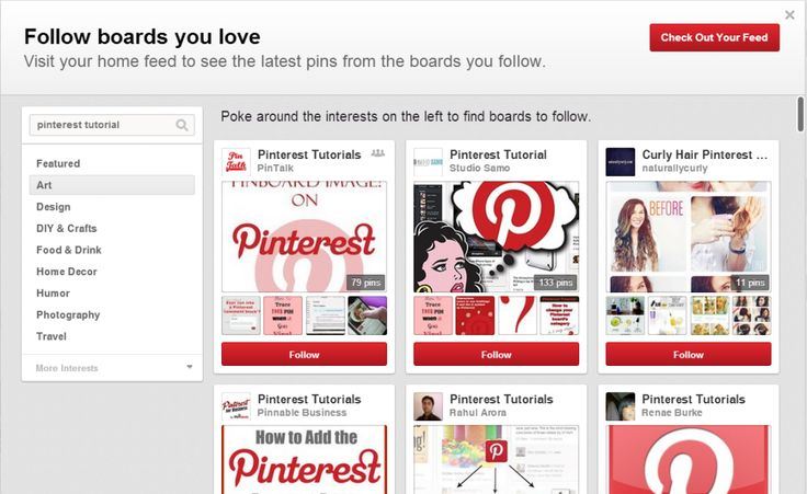 3 ways to help optimize your boards for search on Pinterest.