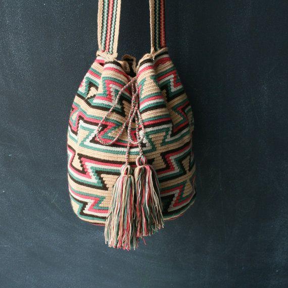 SALE $100 --- Helado Wayuu Mochila Bag (retails for $180) diversostudio.com