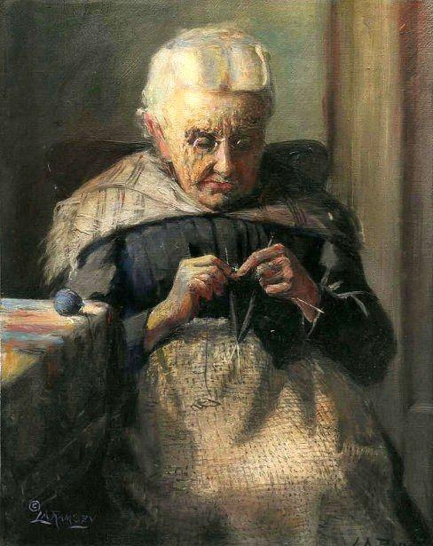 Lewis A. Ramsey (1873 – 1941) Grandma