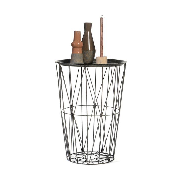 top 25 best beistelltisch metall ideas on pinterest. Black Bedroom Furniture Sets. Home Design Ideas