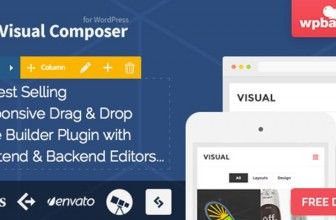 WordPress page builder. Best Drag and Drop Page Builder Visual Composer Review