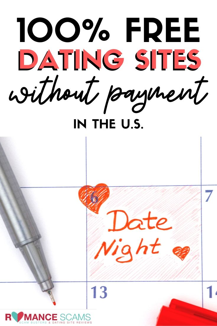 free dating site in usa without credit card payment