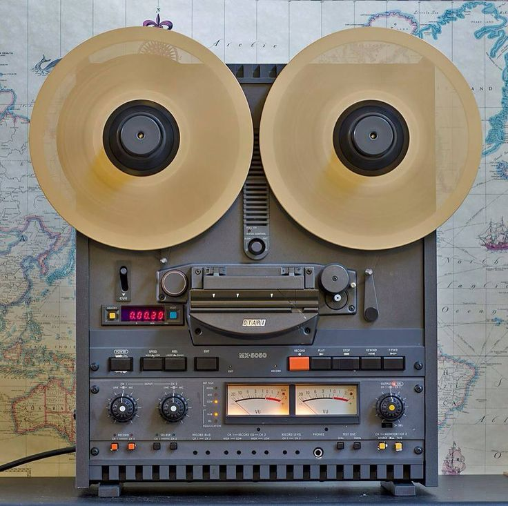 Otari MX-5050 Reel-to-Reel Tape Recorder