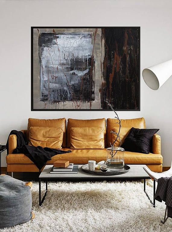 Extra Large Wall Art Abstract Painting Contemporary Abstract Art