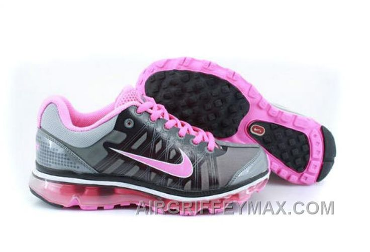 http://www.airgriffeymax.com/womens-nike-air-max-2009-shoes-black-grey-pink-online.html WOMEN'S NIKE AIR MAX 2009 SHOES BLACK/GREY/PINK ONLINE Only $104.55 , Free Shipping!