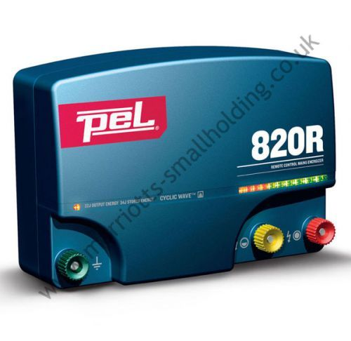 View the Quality, PEL 820R Mains Electric Fence Energiser - £839.99 ex. VAT
