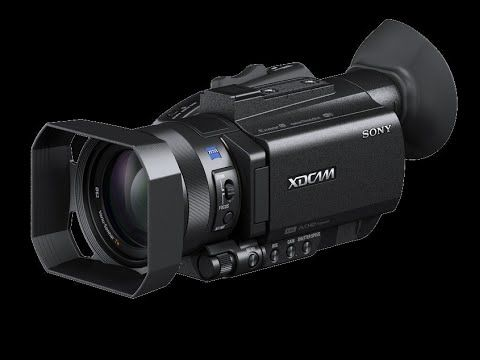 Sony PXW-X70 Functional Video ENG