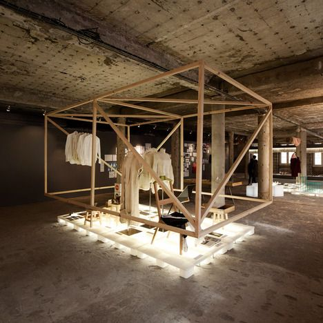 22 Years of Design at Faculty of Architecture - University of Lisbon Exhibition by Marco Rocha & Mário Matos Ribeiro, at the Lisbon Design and Fashion Museum (MUDE)