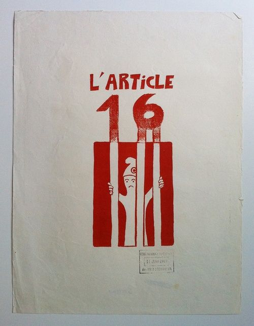 38 best affiches mai 68 may 68 posters images on - Ecole national superieur des arts decoratifs ...