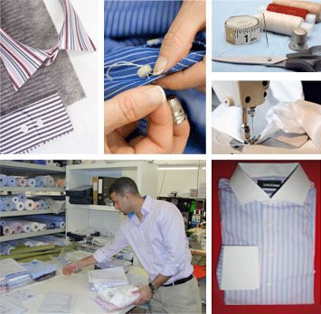 Deo Veritas was founded on the principle that handmade clothing, should not be a luxury afforded only to the affluent. We combine old world craftsmanship with 21st century technology to provide you with the best looking and fitting shirts you'll find anywhere. http://www.deoveritas.com/about-us