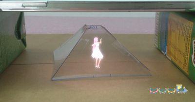 simple DIY 3D Projector