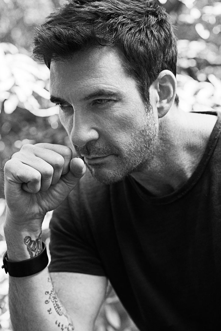 Dylan McDermott (1961) - American actor. Photo © Nino Munoz