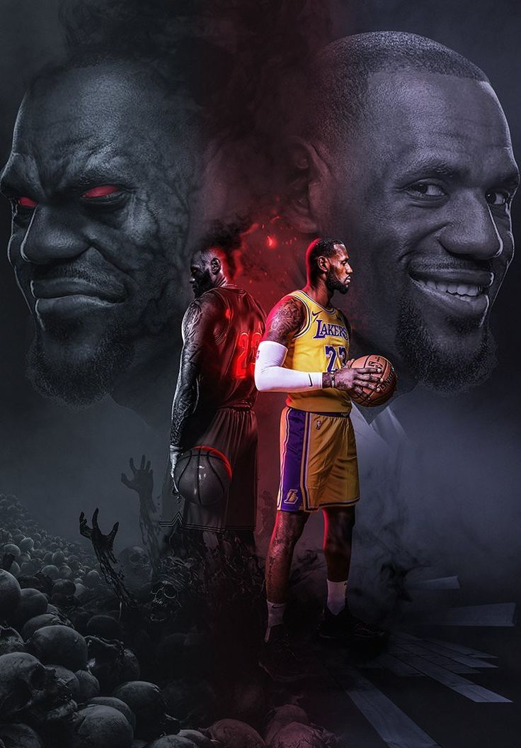 by Lebron Bosslogic art | #LBJ LBJ #Bosslogic #art - •