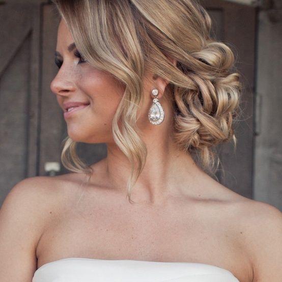 Hair for Abbie's wedding?