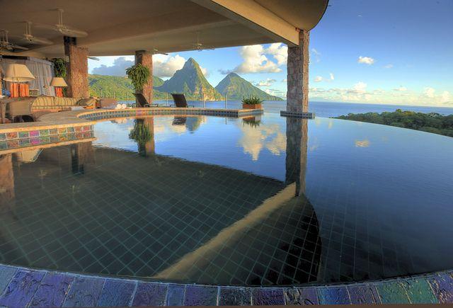 Jade Mountain Resort St.Lucia