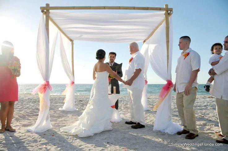 WEDDING CANOPY BEACH - Google Search