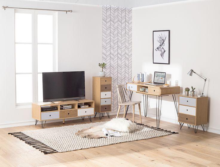 Inspírate con esta linda línea de muebles. #Muebles #Easytienda #Decoración #Combinaciones