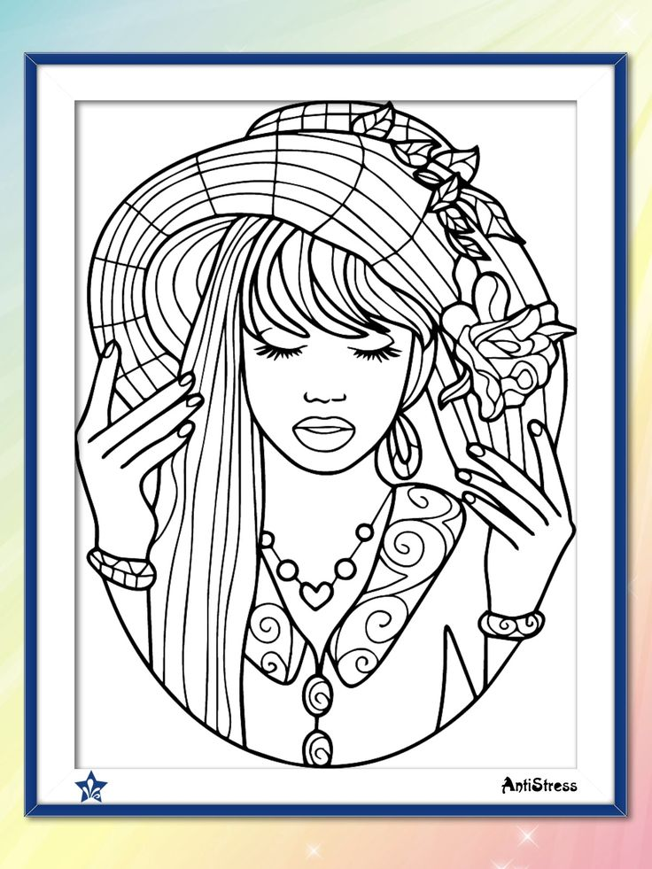 african coloring pages - photo#26