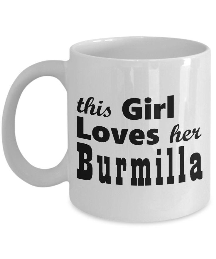 Burmilla - 11oz Mug