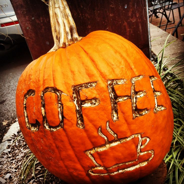 This goes next to the rocking chair..is that Pumpkin coffee, or  a coffee Pumpkin? Either way - addictive!! lol ✿ڿڰۣ(♥NYrockphotogirl ♥༻2014