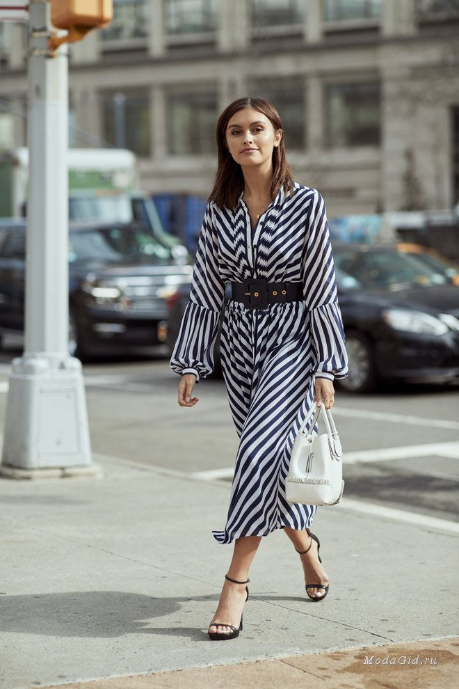 New York Fashion Week Street Style Fall 2018. Уличная мода  Финальный  уличный стиль недели моды в Нью-Йорке сезона осень-зима 2018-2019 2dec3c1f7a2