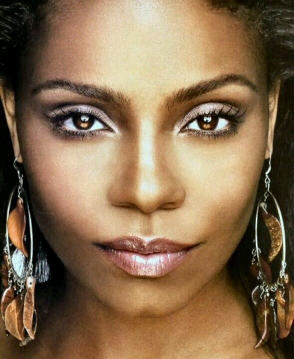 797 Best Sanaa Lathan Images On Pinterest  Bald Hair -3106