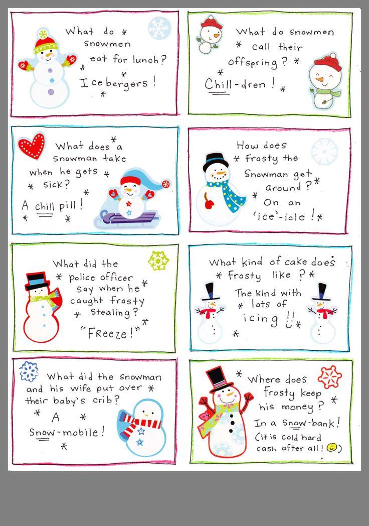 Pin by Megan Downing on My Girls Christmas jokes, Jokes