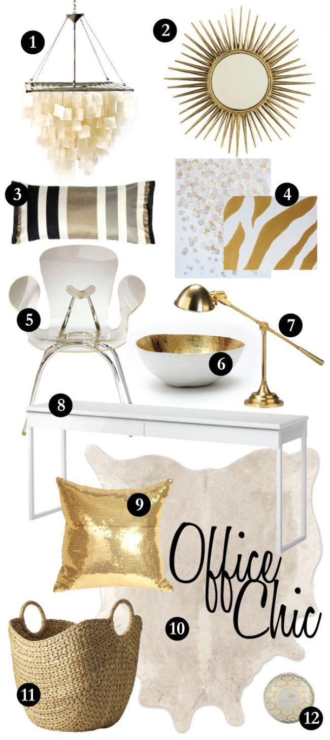 #golden #gold #decorations #ornaments #furniture #modern #house #life #living For more pictures with golden accents, please visit our website. Thank you!