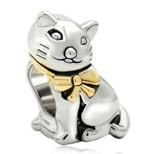 Pugster Cat Silver Plated Animal Bead Fit Pandora Charms Bracelet Sweet kitten charm to warm up any cat lover heart. Size (mm): 7.56*9.4*12.33.   http://awsomegadgetsandtoysforgirlsandboys.com/easter-basket-girlfriend/ Pugster Cat Silver Plated Animal Bead Fit Pandora Charms Bracelet