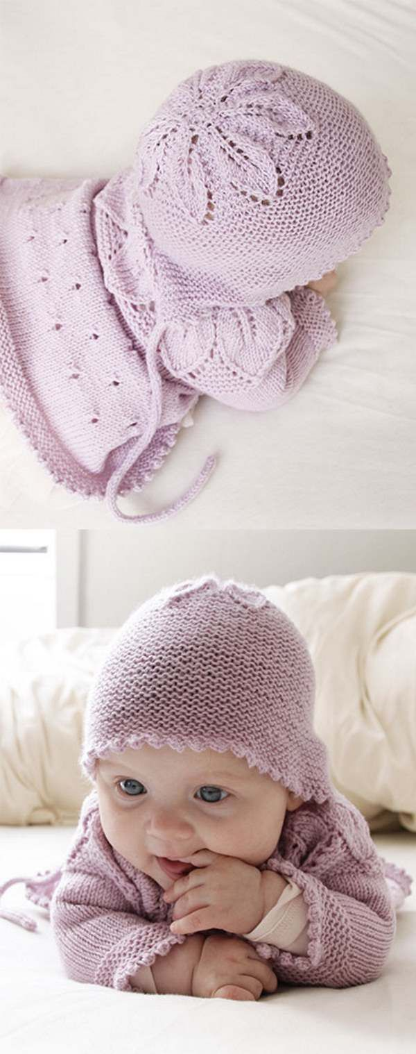 Cutest Knitted Baby Booties Free Patterns
