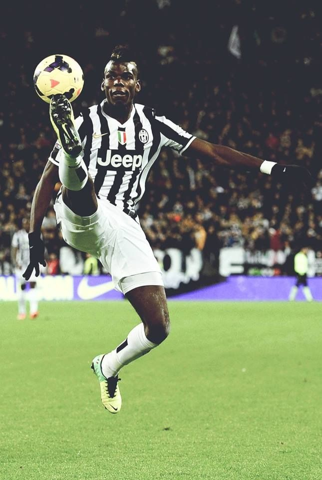 My fav player of all time (besides george best) is this beautiful french lad I just love POGBA!-Deni