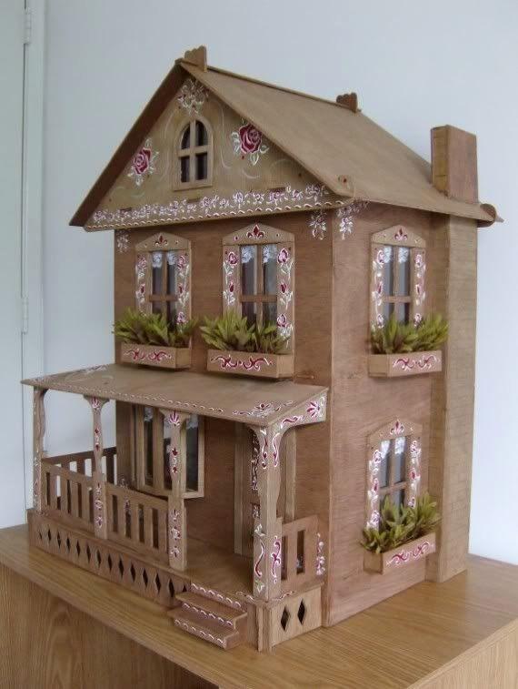 Doll House Plans Bibserver Elegant Diy Dollhouse Plans