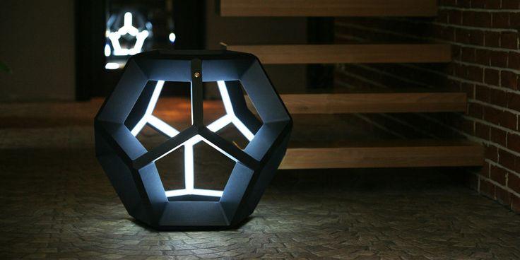 GeomLight Lamp www.geomlight.com/#geom https://www.etsy.com/shop/GeomLight