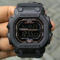 Jam Tangan Pria Cowok Digitec 2012t Monster Gx 56 Black Gold Sport Ori