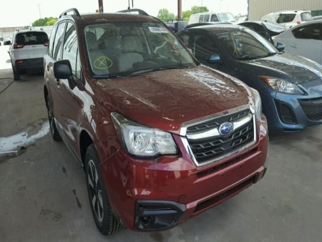 2017 SUBARU FORESTER 2 For Sale | TX - DALLAS SOUTH - Salvage Cars - Copart USA