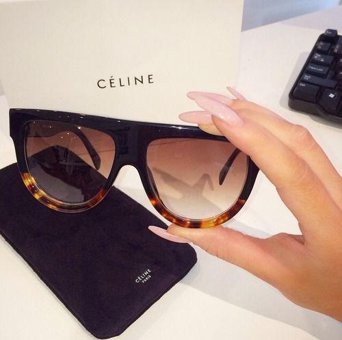 Céline Shades #sunglasses http://www.smartbuyglasses.com/designer-sunglasses/Celine/Celine-CL-41026/S-Shadow-FU5/5I-168900.html