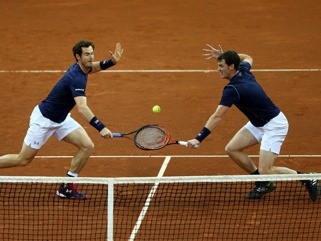 Jamie Murray: 'Andy Murray unlikely to play in Davis Cup tie' #DavisCup #Tennis #294684
