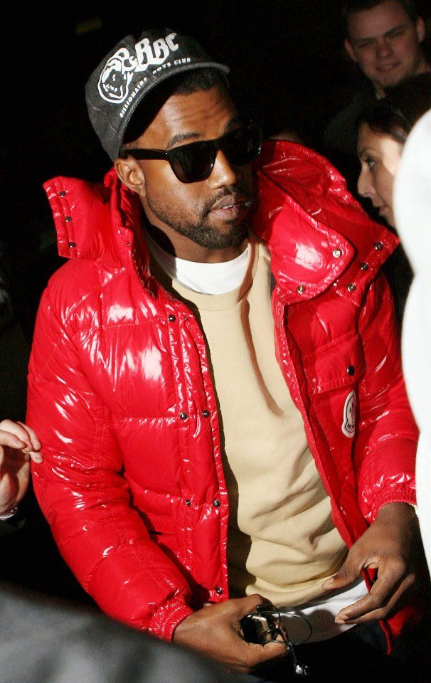 moncler jacket ripped