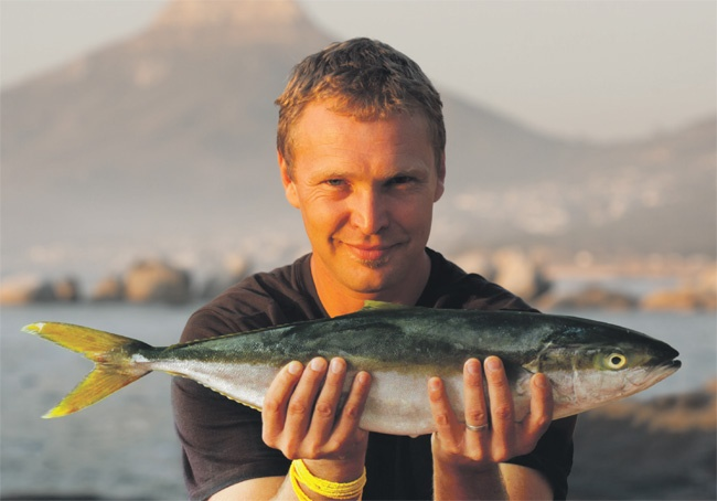Justin Bonello Yellowtail Ultimate Braai Master