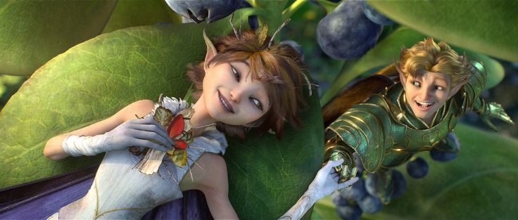 Strange Magic Movie Review - FancyShanty.com #StrangeMagicEvent