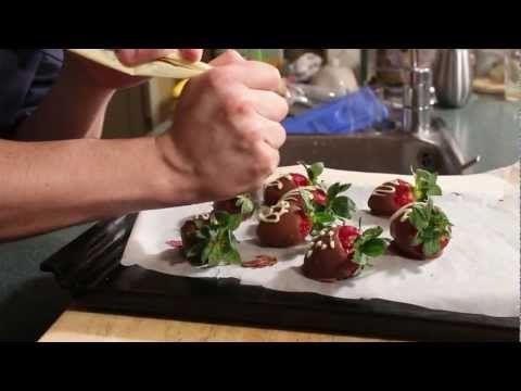 Lewis en tu Salsa - San Valentín (Fresas Bombón y Piruletas de Chocolate)