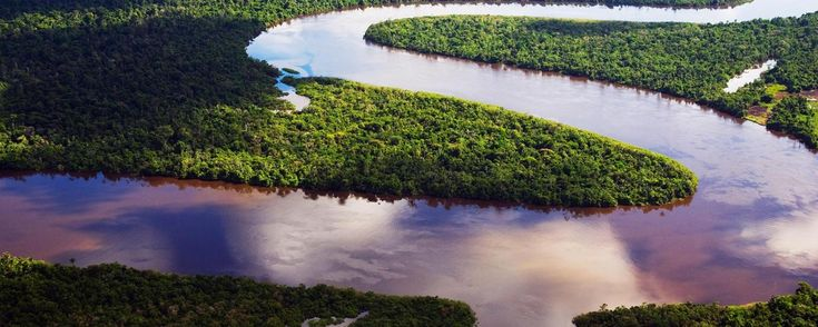 The Nanay, an Amazon tributary (Credit: John Warburton-Lee Photography /Alamy Stock Photo)