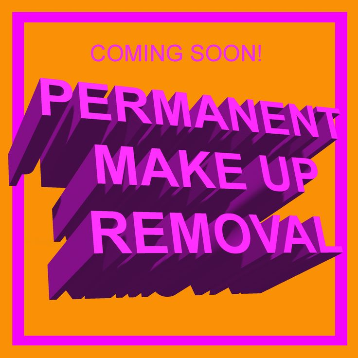 In October I will be offering an alternative to laser tattoo removal. Permanent make up is often difficult to remove with laser due to the pigments containing iron oxides. This non laser method of removal is excellent for removing all types of pigments and inks.