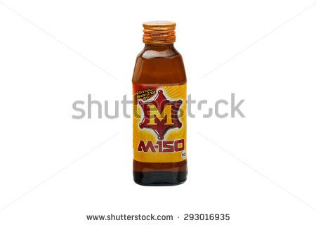 BANGKOK, THAILAND - JULY 03: M-150 energy drink on July 03, 2015. It is marketed by the Thai company Osotspa Co. Ltd Bangkok, Thailand.
