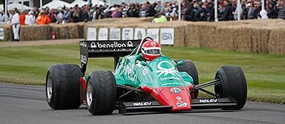 Grande festa Alfa a Goodwood Con la Scuderia del Portello - Auto d'epoca Corriere.it