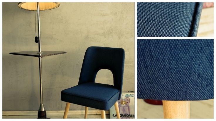 Krzesło z Bydgoskich Fabryk Mebli  od HOGOFOGO redesign