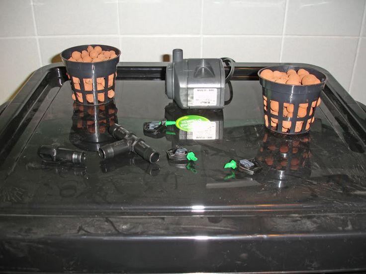 DIY Aeroponic System