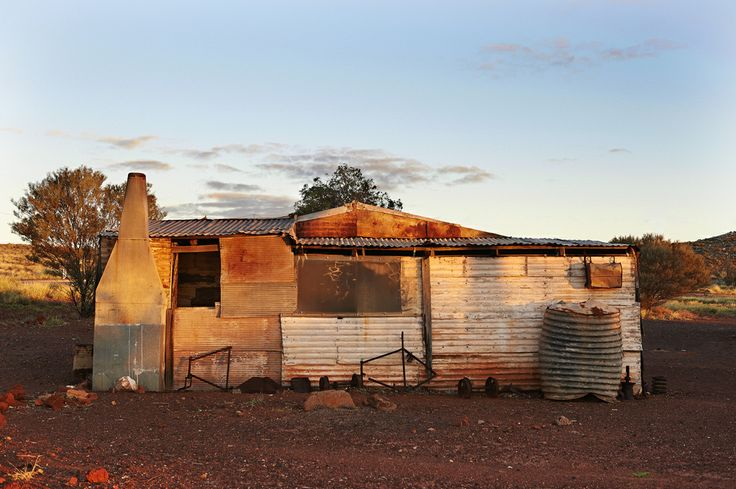 Old miner's shack in Leonora WA