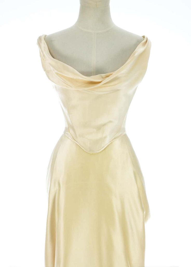 For sale on 1stdibs wedding ensemble corset paired with