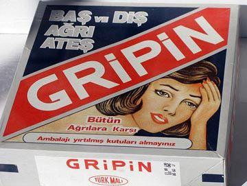Çocoukluğumun Ecza Harikası : Gripin ( Bakkaldan Alırdık :))